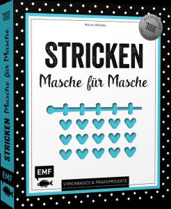 Buch - Stricken Masche für Masche von Marisa Nöldeke