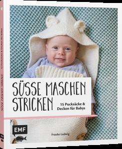 Buch - Süße Maschen stricken von Frauke Ludwig