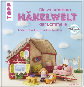 Buch - Die wunderbare Häkelwelt der Bommelie
