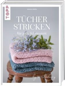 Tücher stricken für jeder Jahreszeit von Janina Kallio