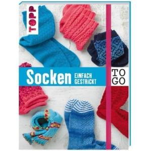 Buch - Stricken to go - Socken einfach gestrickt