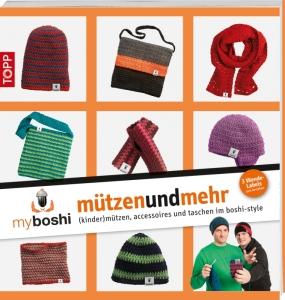 Buch - myboshi – mützenundmehr von Thomas Jaenisch, Felix Rohland