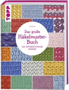 Buch - Das große Häkelmusterbuch von Sarah Hazell