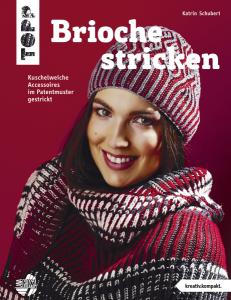 Buch - Brioche sticken von Katrin Schubert