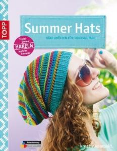 Buch - Summer Hats von Andrea Biegel und Dorothea Neumann