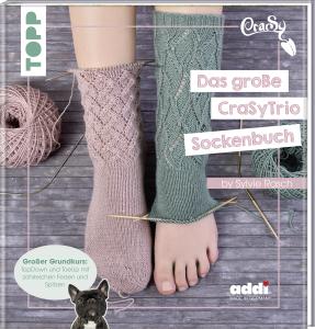Das große CraSyTrio Sockenbuch  von Sylvie Rasch