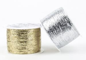 Woolly Hugs Glitzer - Metalleffekt Beilaufgarn 1000m (Farbe: Kupfer)