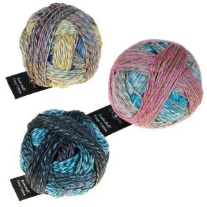 Schoppel Wolle Zauberball® Crazy Cotton - Bio Baumwolle (Farbe: Urgestein)