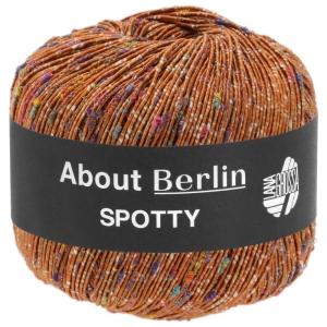 Lana Grossa About Berlin Spotty - sommerliches Effektgarn (Farbe: 012 Beige bunt)