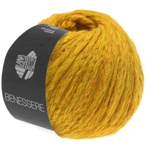 Lana Grossa Benessere - Kettgarn aus Baumwolle und Alpaka (Farbe: 008 Schwarz/Grau)