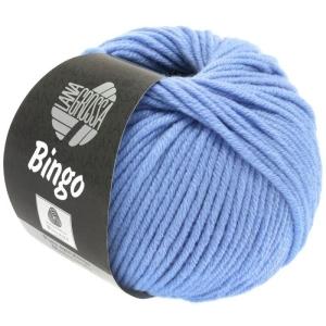 Lana Grossa Bingo uni - kuschelweiches Merinogarn (Farbe: wollweiß)
