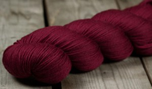 Rosy Green Wool Cheeky Merino Joy - Bio Merinowolle GOTS (Farbe: Wilde Malve)