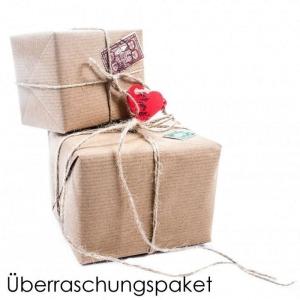 Überaschungskiste- ein Paket mit verschiedenen Garnen (Farbe: Kisterl)