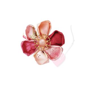 Kanzashi Flower Maker - Schablonen für einzigartige Stoffblüten (Größe: spitze Blüte - klein)