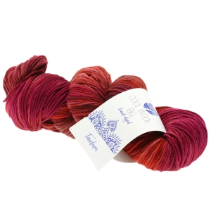 Lana Grossa Cool Wool Big hand-dyed  LIMITED EDITION (Farbe: 201 - Tandoori)