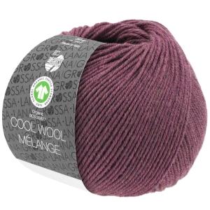 Lana Grossa Cool Wool Melange GOTS (Farbe: dunkelgrau meliert)