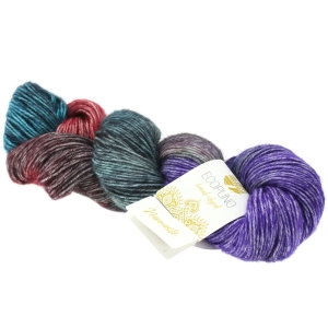Lana Grossa Ecopuno hand-dyed LIMITED EDITION (Farbe: 505 - Mantra)