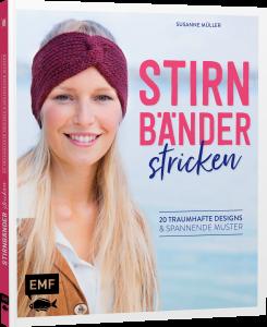 Buch - Stirnbänder stricken von Susanne Müller