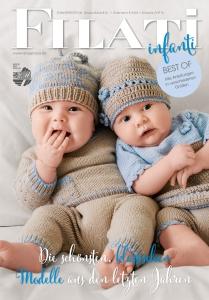 Filati Infanti best of  - die schönsten, klassischen Babymodelle