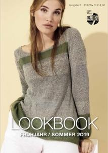Lana Grossa Lookbook Frühjahr/Sommer 2019