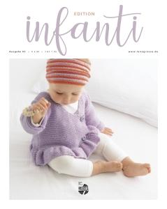 Lana Grossa  Infanti Edition - Zeitlos schöne Babymode