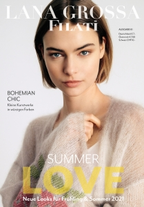 Lana Grossa Filati Journal 61 - Summer Love