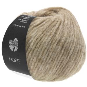 Lana Grossa Hope 50g - Ergänzungsfarben zum Schal fürs Leben (Farbe: 01 Pastelrosa)