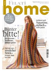 Filati Home Ausgabe 72 - Bunter bitte!