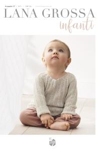 Filati  Infanti 17 - Zauberhafte Babymode