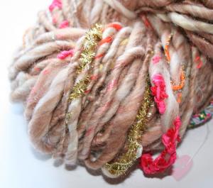Knit Collage Gypsy Garden in zwölf traumhaften Farben (Farbe: Sunshine Daydream)