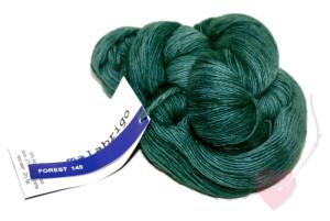 Malabrigo Yarns Baby Merino Lace - handgefärbte Merino-Lacewolle (Farbe: Verdes)