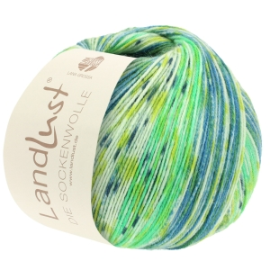 Lana Grossa Landlust Sockenwolle selbstmusternd (Farbe: 501)
