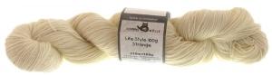 Schoppel Wolle Life Style ungefärbt - 100g Strang