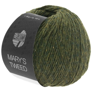 Lana Grossa Mary´s Tweed (Farbe: 001 Camel meliert)