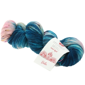 Lana Grossa Meilenweit Merino hand-dyed  LIMITED EDITION (Farbe: 301 - Assam)