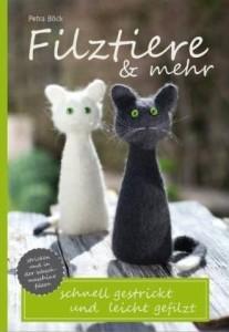 Buch - Filztiere und mehr von Petra Böck