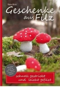 Buch - Geschenke aus Filz von Petra Böck