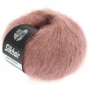Lana Grossa Silkhair - Superkid Mohair mit Seide (Farbe: weiß (117))