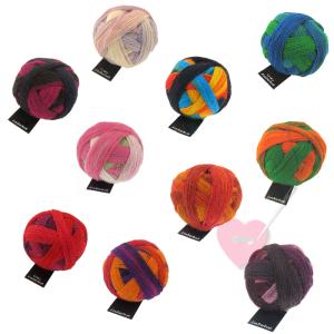 Schoppel Wolle Zauberball® - Sockengarn (Farbe: seltene Erde AUSLAUFEND)
