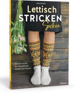 Lettisch stricken - Socken von Ieva Ozolina