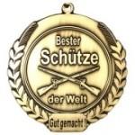 Orden Medaille Bester Schütze der Welt