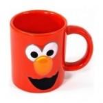 Tasse Elmo Sesamstrasse Kaffeebecher Becher