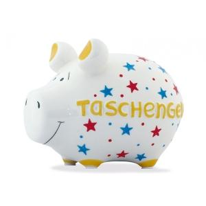 Sparschwein Taschengeld Spardose Kaffee Sparbüchse