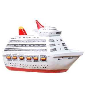 Spardose Kreuzfahrtschiff Urlaub
