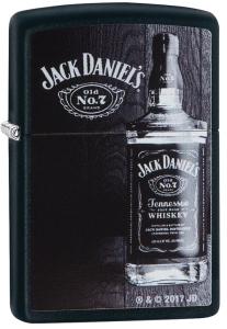 Zippo Feuerzeug 60003934 Jack Daniels
