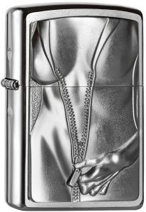 Zippo Feuerzeug 2004667 Zipper Girl