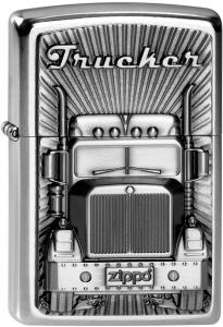 Zippo Feuerzeug 2003977 Trucker Emblem