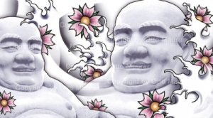 Candlecover CCO-22 Buddha