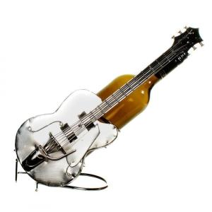 Flaschenhalter Gitarre Metall Gitarrist Flaschenständer Flasche