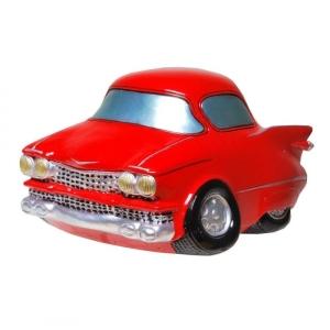 Spardose Oldtimer rot Auto Geburtstag Geschenk Sparbüchse